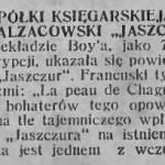 """""""Łódź w Ilustracji"""", dodatek do """"Kurjera Łódzkiego"""" 1924, nr 1 (1)"""