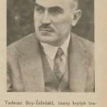 """""""Świat"""" 1927, nr 7"""