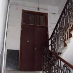 Wejście do dawnego mieszkania Maryny i Jana Greków