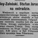 """""""Dziennik Łódzki. Pismo przemysłowe handlowe i literackie"""" 1932, nr 37."""