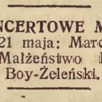 """""""Gazeta Lwowska"""" 1928, nr 115"""