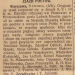 """""""Gazeta Lwowska"""" 1928, nr 131"""