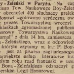 """""""Gazeta Lwowska"""" 1928, nr 15 (2)"""