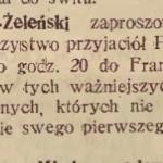 """""""Gazeta Lwowska"""" 1928, nr 7"""