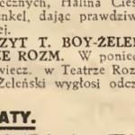 """""""Gazeta Lwowska"""" 1939, nr 9"""