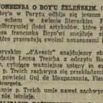 """""""Ilustrowany Kuryer Codzienny"""" 1927, nr 91"""