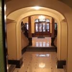Wnętrze hotelu George