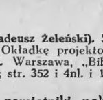 """""""Wiadomości Literackie"""" 1925, nr 87"""