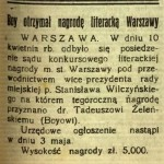 """""""Ziemia Radomska"""" 1933, nr 85"""