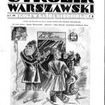 """""""Cyrulik Warszawski""""  1932, nr 7"""