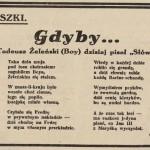 """""""Kurier Literacko-Naukowy"""" 1938, nr 17"""