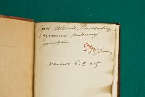 Rękopisy i autografy