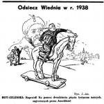 """""""Prosto z Mostu""""  1938, nr 16"""