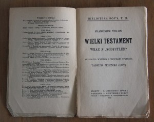 Wielki testament (1917)