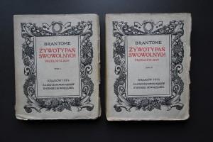 Żywoty pań swawolnych (1914)