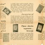 Folder reklamowy Biblioteki Boya (1932)