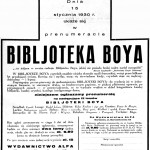 """""""Wiadomości Literackie"""" 1929, nr 51"""