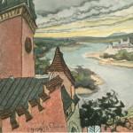 Stanisław Wyspiański, Pejzaż, 1904